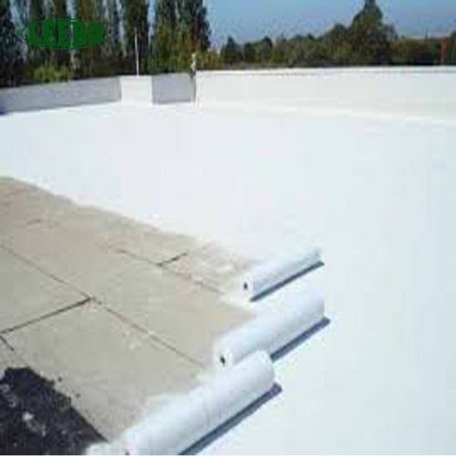 60-120gsm white stitchbond for roofing, polyester reinforcing fabric